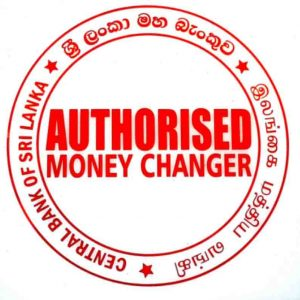 This Is The Sign To Identify Authorized Money Changers In Sri Lanka